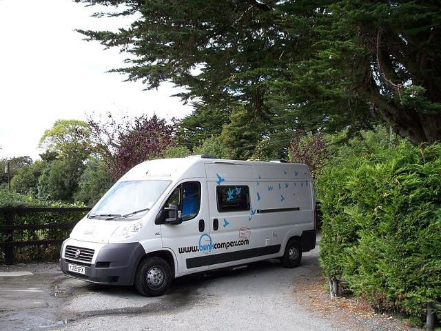 Van Conversion And Campervan Motor Homes 1